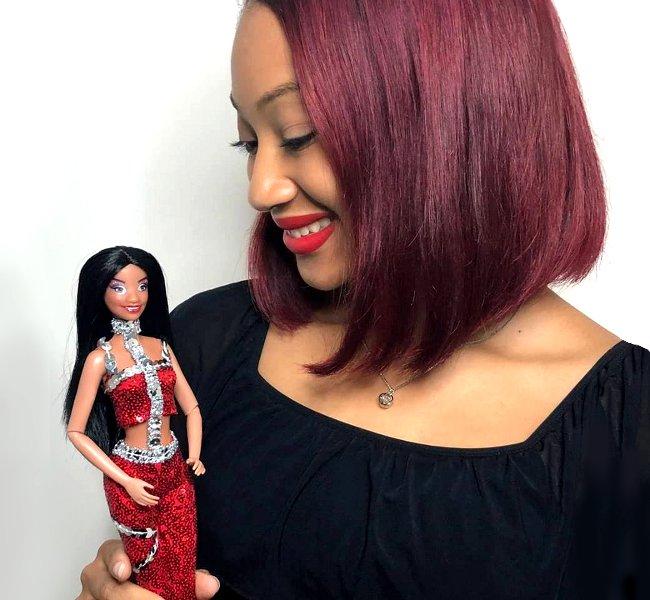 Sunjai DD4L IamU African American Black Doll by Barbie designer Stacey McIrby